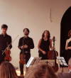 String Quartet at the Orangerie